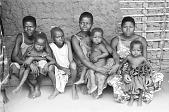 view Women and children, Bungamba village, Congo (Democratic Republic) digital asset: Women and children, Bungamba village, Congo (Democratic Republic)