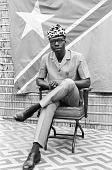 view Kuba Nyim (ruler) Kot a Mbweeky III, Bungamba village, Congo (Democratic Republic) digital asset: Kuba Nyim (ruler) Kot a Mbweeky III, Bungamba village, Congo (Democratic Republic)