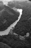 view Hydroelectrical power plant, Zongo Falls, Congo (Democratic Republic) digital asset: Hydroelectrical power plant, Zongo Falls, Congo (Democratic Republic)