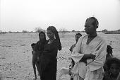view Young men and women, children, Abouza, Zinder-Tanout region, Niger digital asset: Young men and women, children, Abouza, Zinder-Tanout region, Niger