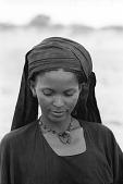 view Young Wodaabe woman, Abouza, Zinder-Tanout region, Niger digital asset: Young Wodaabe woman, Abouza, Zinder-Tanout region, Niger