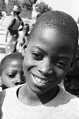 view Child. San village, Mali digital asset: Child. San village, Mali