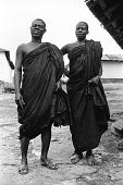 view Two men, near Kumasi, Ghana digital asset: Two men, near Kumasi, Ghana