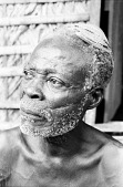 view Elderly sculptor, near Mushenge, Congo (Democratic Republic) digital asset: Elderly sculptor, near Mushenge, Congo (Democratic Republic)