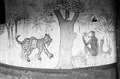 view Murals of the Dan, Man region, Ivory Coast digital asset: Murals of the Dan, Man region, Ivory Coast