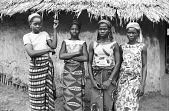 view Young Dan women, Man region, Ivory Coast digital asset: Young Dan women, Man region, Ivory Coast