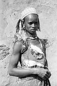 view Woman with jewelry. Bamako, Mali digital asset: Woman with jewelry. Bamako, Mali