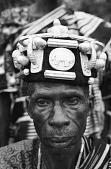 view Baule dignitary N'Goran Koffi, Kouassiblekro, Ivory Coast digital asset: Baule dignitary N'Goran Koffi, Kouassiblekro, Ivory Coast