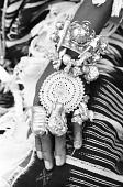 view Gold jewelry belonging to Baule dignitary N'Goran Koffi, Kouassiblekro, Ivory Coast digital asset: Gold jewelry belonging to Baule dignitary N'Goran Koffi, Kouassiblekro, Ivory Coast