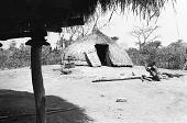 view Thatched dome dwelling of a Zande family unit. Gangala-Na-Bodio, Congo (Democratic Republic) digital asset: Thatched dome dwelling of a Zande family unit. Gangala-Na-Bodio, Congo (Democratic Republic)
