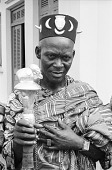 view Alphonse Adja, notable from Akouedo, Anna village, Ivory Coast digital asset: Alphonse Adja, notable from Akouedo, Anna village, Ivory Coast