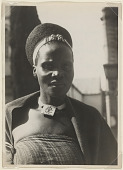 view Zulu woman, Pieter Maritzburg, Natal, South Africa digital asset: Zulu woman, Pieter Maritzburg, Natal, South Africa