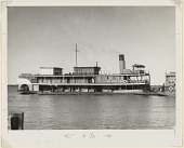 view SS Rejaf on the Upper Nile, Belgian Congo digital asset: SS Rejaf on the Upper Nile, Belgian Congo