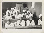 view Boys in school at Elefon, Sudan digital asset: Boys in school at Elefon, Sudan