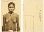 view Congo Français Congo Français - Femme batéké digital asset: Congo Français Congo Français - Femme batéké