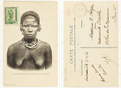 view Congo Français Congo Français - Femme Missangha (Bsse Sangha) digital asset: Congo Français Congo Français - Femme Missangha (Bsse Sangha)