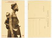 view Congo Français Congo Français - Femme Missangha (Haute Sangha) digital asset: Congo Français Congo Français - Femme Missangha (Haute Sangha)