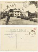 view Congo Français Congo Français - Hôtel du Gouverneur général à Brazzaville digital asset: Congo Français Congo Français - Hôtel du Gouverneur général à Brazzaville