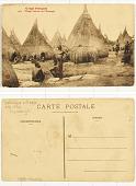 view Congo Français Congo Français - Village Yakoma sur l'Oubanghi digital asset: Congo Français Congo Français - Village Yakoma sur l'Oubanghi