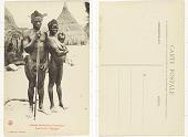 view Congo Français Congo Français et Dépendances- Types Banziri - Oubangui digital asset: Congo Français Congo Français et Dépendances- Types Banziri - Oubangui