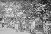 view Priests and priestesses, Abomey, Dahomey Kingdom, Benin digital asset: Priests and priestesses, Abomey, Dahomey Kingdom, Benin