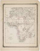 """view """"Map of Africa"""" digital asset: """"Map of Africa"""""""