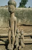 view Kongombia Shrine At Burufu, Figures digital asset: Kongombia Shrine At Burufu, Figures