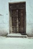 view Door, Stone Town, Zanzibar digital asset: Door, Stone Town, Zanzibar