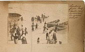 view Boats, Africans and European officials digital asset: Boats, Africans and European officials
