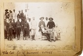 view Colonial officials and Africans digital asset: Colonial officials and Africans