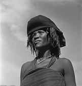 view Portrait of Xhosa Woman, Transkei digital asset: Portrait of Transkei Woman
