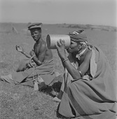 view Xhosa Men, Transkei, South Africa digital asset: Transkei Men