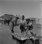 view Man Selling Potatoes digital asset: Man Selling Potatoes