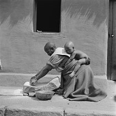 view Sotho Mother and Child digital asset: Sotho Mother and Child