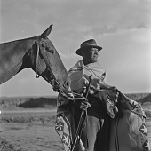 view Sotho Man With Horse digital asset: Sotho Man With Horse