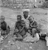 view Sotho Mother and Children digital asset: Sotho Mother and Children