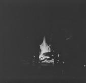 view Campfire, Kalahari Desert, Botswana digital asset: Campfire, Kalahari Desert, Botswana