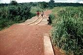 view Wooden road bridge called Iyi Oka, south of Mgbom village, Afikpo Village-Group, Nigeria digital asset: Wooden road bridge called Iyi Oka, south of Mgbom village, Afikpo Village-Group, Nigeria