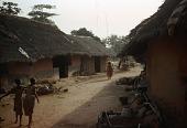view Otero masquerade for the uninitiated boys at Ezi Ume compound, Mgbom Village, Afikpo Village-Group, Nigeria digital asset: Otero masquerade for the uninitiated boys at Ezi Ume compound, Mgbom Village, Afikpo Village-Group, Nigeria