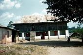 view Two-storey house, Ukpa Village, Afikpo Village-Group, Nigeria digital asset: Two-storey house, Ukpa Village, Afikpo Village-Group, Nigeria