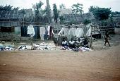 view Second-hand cloth vendors, Afikpo Number Two, Nigeria digital asset: Second-hand cloth vendors, Afikpo Number Two, Nigeria