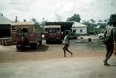 view Open air garage, Abakaliki Town, Nigeria digital asset: Open air garage, Abakaliki Town, Nigeria