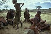 view Samburu women and children : Barseloi, Kenya digital asset: Samburu women and children : Barseloi, Kenya