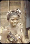 view Vai woman, Monrovia, Liberia digital asset: Vai woman, Monrovia, Liberia