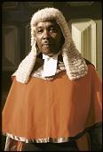 view Sir Adetokunbo Adegboyega Ademola, Chief Justice of the Federation of Nigeria, Lagos, Nigeria digital asset: Sir Adetokunbo Adegboyega Ademola, Chief Justice of the Federation of Nigeria, Lagos, Nigeria