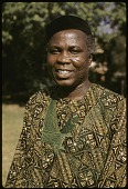 view Samuel Ladoke Akintola, Premier of Western Region, Lagos, Nigeria digital asset: Samuel Ladoke Akintola, Premier of Western Region, Lagos, Nigeria