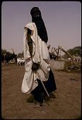 view Wodaabe man near well, Abouza, Zinder-Tanout region, Niger digital asset: Wodaabe man near well, Abouza, Zinder-Tanout region, Niger