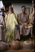 view Ighogho masquerade, Benin City, Nigeria digital asset: Ighogho masquerade, Benin City, Nigeria