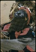view Bassa forehead mask, known as Geh-naw, Ganta Mission, Liberia digital asset: Bassa forehead mask, known as Geh-naw, Ganta Mission, Liberia