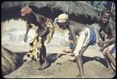 view Young dancers from the Liberian National Dance Troupe, Monrovia, Liberia digital asset: Young dancers from the Liberian National Dance Troupe, Monrovia, Liberia